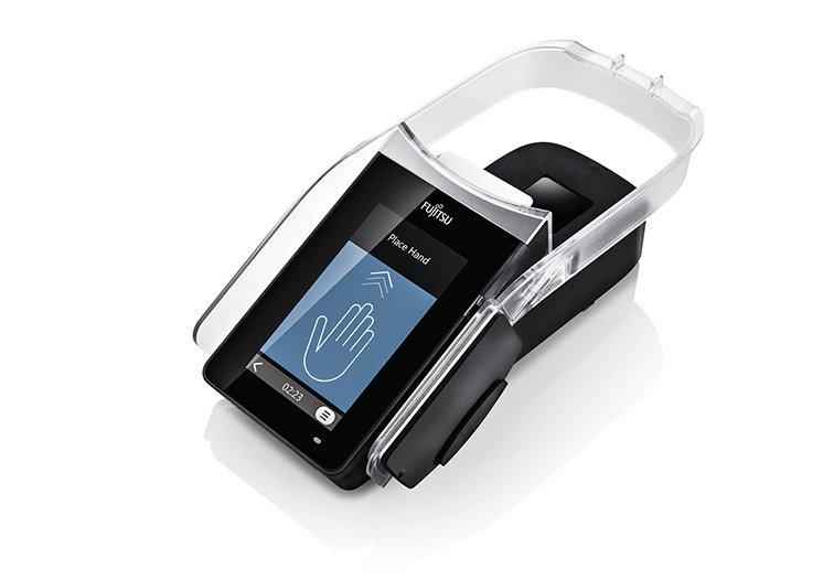Fujitsu Biometric Authentication Solutions : Fujitsu Australia